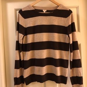 Wool and Cashmere blend JCrew sweater L